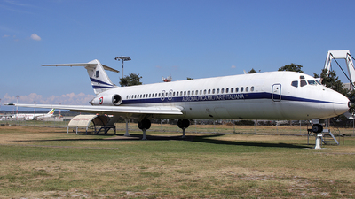 MM62012 - McDonnell Douglas DC-9-32 - Italy - Air Force