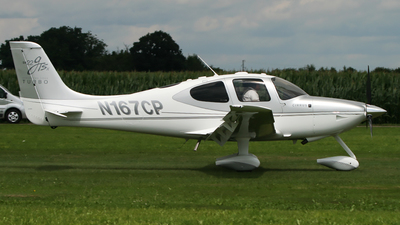 A picture of N167CP - Cessna 172S Skyhawk SP - Civil Air Patrol - © Andreas van den Berg