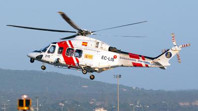 A picture of ECLIS - AgustaWestland AW139 - [31268] - © Davide Mascheroni