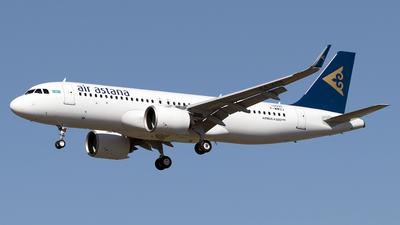 F-WWDJ - Airbus A320-271N - Air Astana
