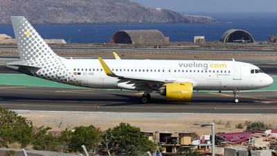 EC-NDB - Airbus A320-271N - Vueling