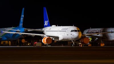 A picture of OYKAL - Airbus A320232 - SAS - © Jevgeni Ivanov