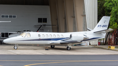 PT-ORC - Cessna 560 Citation V - Private