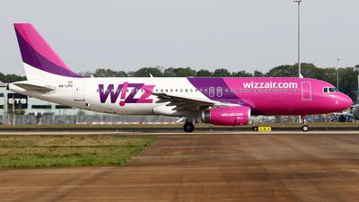 A picture of HALPU - Airbus A320232 - Wizz Air - © Jeroen Stroes