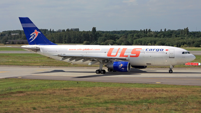 TC-ABK - Airbus A300B4-203(F) - ULS Airlines Cargo