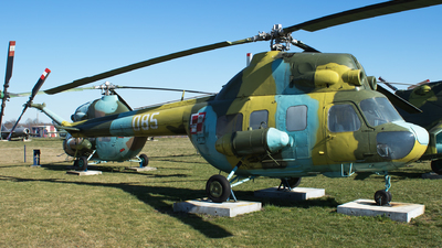 085 - PZL-Swidnik Mi-2 Hoplite - Poland - Air Force