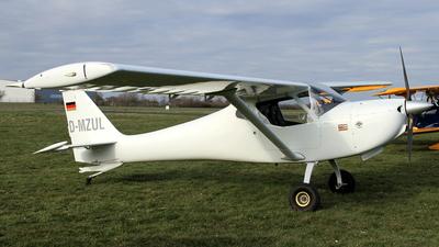 D-MZUL - FK Lightplanes FK-9 Mk.III Utility - Private