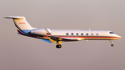 M-RZDC - Gulfstream G-V(SP) - KRP Aviation Limited