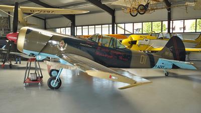 F-AZXY - Yakovlev Yak-50 - Private