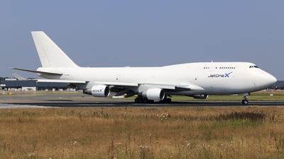 VQ-BWT - Boeing 747-412(BCF) - JetOneX