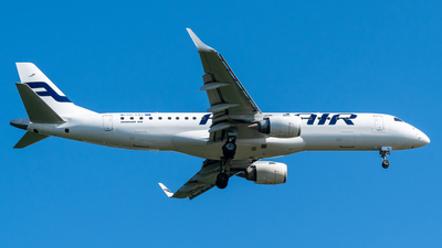 A picture of OHLKL - Embraer E190LR - Finnair - © Timo Frisch