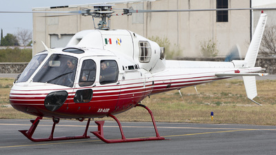 XA-AGR - Eurocopter AS 355N Ecureuil 2 - Private