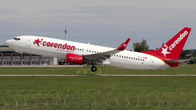 TC-TJR - Boeing 737-82R - Corendon Airlines