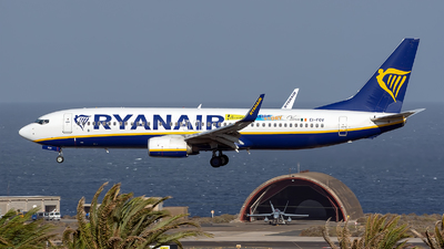 EI-FOV - Boeing 737-8AS - Ryanair