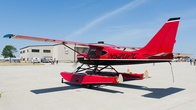 A picture of N520PC - Glasair GS2 Sportsman - [7178] - © SpotterPowwwiii