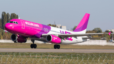 UR-WUA - Airbus A320-232 - Wizz Air Ukraine