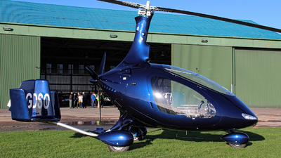 G-GDSO - Rotorsport UK Cavalon - Private