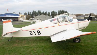 ZK-DYB - Jodel D11S - Private