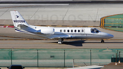 N600BW - Cessna 560 Citation Encore - Private