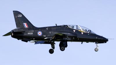 XX221 - British Aerospace Hawk T.1A - United Kingdom - Royal Air Force (RAF)