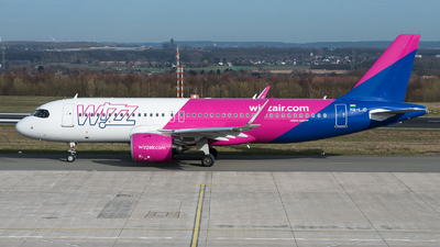 A picture of HALJD - Airbus A320271N - Wizz Air - © Tolga Kabakci