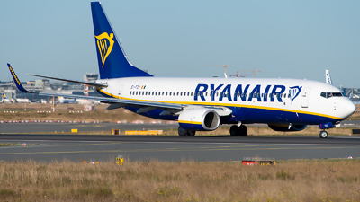EI-FZJ - Boeing 737-8AS - Ryanair