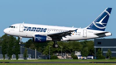 A picture of YRASA - Airbus A318111 - Tarom - © Kuba Majek