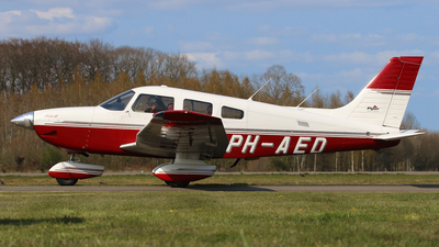 A picture of PHAED - Piper PA28181 - [2843089] - © BaszB