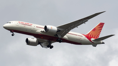 A picture of VTANO - Boeing 7878 Dreamliner - Air India - © Akbarali Mastan