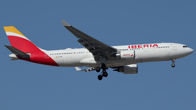 EC-MNL - Airbus A330-202 - Iberia