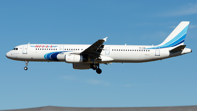VQ-BSM - Airbus A321-231 - Yamal Airlines
