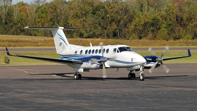 N772HM - Beechcraft B300 King Air 350 - Private