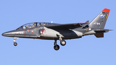 AT-24 - Dassault-Breguet-Dornier Alpha Jet 1B+ - Belgium - Air Force