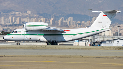 15-2253 - Antonov An-74-200 - Iran - Revolutionary Guard