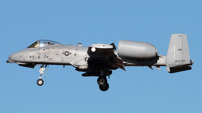79-0196 - Fairchild A-10C Thunderbolt II - United States - US Air Force (USAF)
