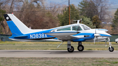 N3838X - Cessna 310K - Private