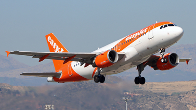 OE-LSY - Airbus A319-111 - easyJet Europe