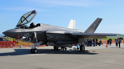 168845 - Lockheed Martin F-35C Lightning II - United States - US Navy (USN)