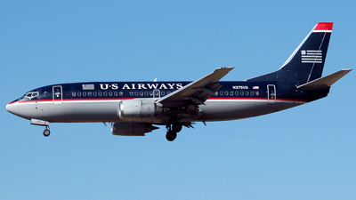 N375US - Boeing 737-3B7 - US Airways