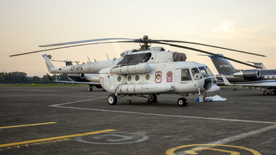 ER-MYA - Mil Mi-8MTV-1 - BNPB - Indonesian National Board for Disaster Management