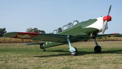 D-EGAW - Pilatus P-2-05 - Private