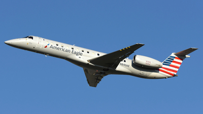 A picture of N840AE - Embraer ERJ140LR - [145656] - © DJ Reed - OPShots Photo Team