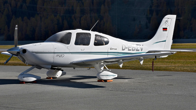 D-EBZV - Cirrus SR20 - Private