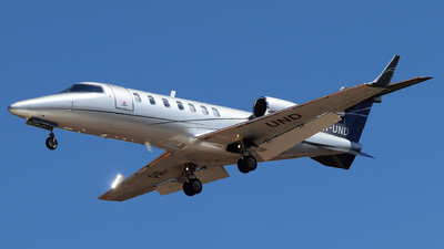 PR-UND - Bombardier Learjet 45 - Private