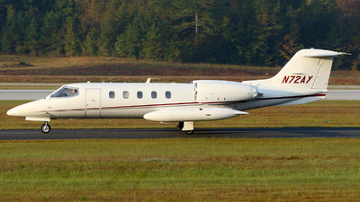 N72AY - Gates Learjet 35A - Private