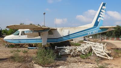 4X-AYH - Britten-Norman BN-2A-21 Islander - Nesher Aviation & Tourism