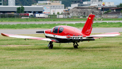 D-EIFB - Socata TB-21 Trinidad TC - Private