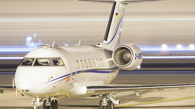 D-ABEY - Bombardier CL-600-2B16 Challenger 605 - JetAir Flug