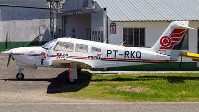 PT-RKQ - Embraer EMB-711ST Corisco - Private