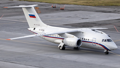 RA-61726 - Antonov An-148-100E - Russia - Air Force